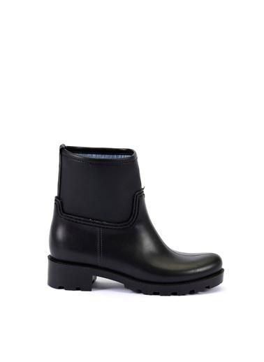 Esem ESEM B0019 Yağmur Botu Kadın Ayakkabı  Siyah